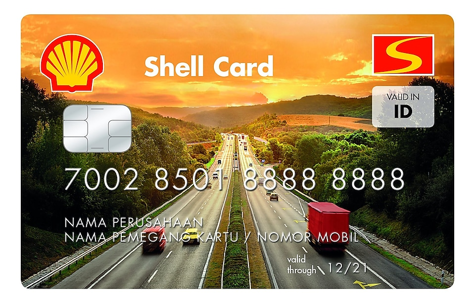 shell fleet card image