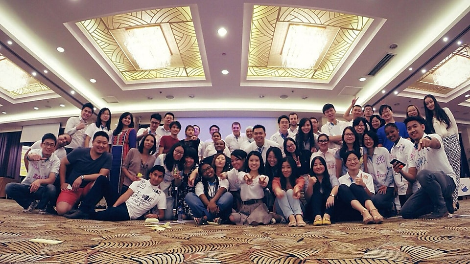 I joined Shell through the Graduate Scheme. This is a great snapshot of Shell people at the leadership training in Beijing. Shell Graduates remain a tight group bond and we hold regular annual events!