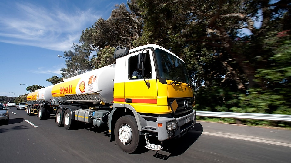 About Shell Commercial Fuels