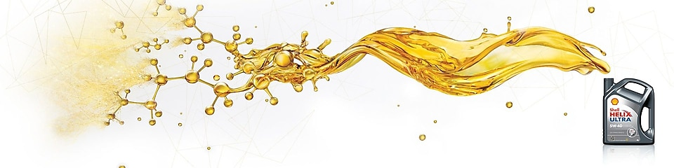 Shell Helix Ultra - A revolution in motor oil