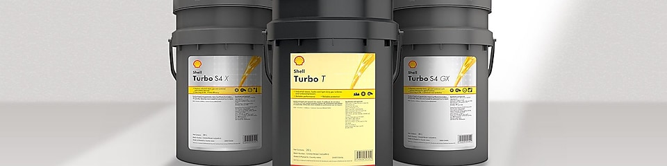 Shell Turbo - Pelumas turbin